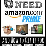 6 Reasons Why You Need Amazon Prime & How to Get It FREE
