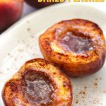 Cinnamon Baked Peaches Recipe