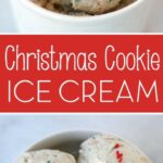 Christmas Cookie Ice Cream Recipe